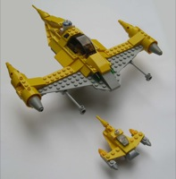 09lucerne Lego Naboo Mini sma