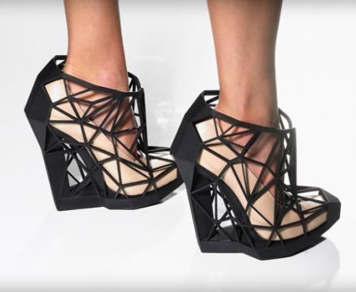 3d High Heels