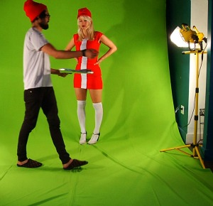 Green Screen 2