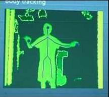 Kinect eye-view