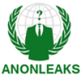 Anonymous Wikileaks Logo