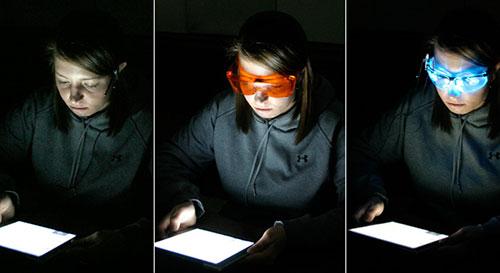Backlit Tabletlight